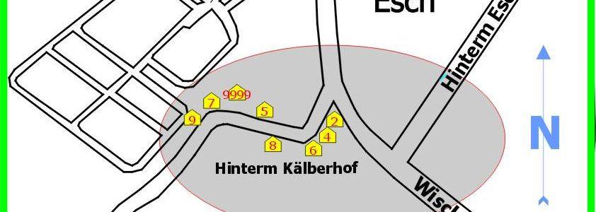 Hinterm Kälberhof